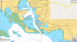 Google Ocean : marine data for Google Maps / Google Earth