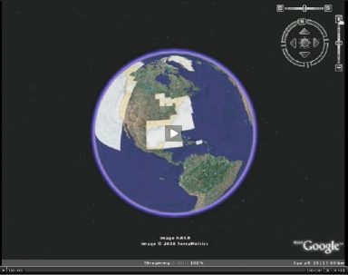 Google ocean marine data for google maps google earth noaa maps in google earth video the network link is available through some private access gumiabroncs Gallery
