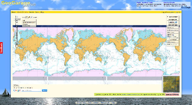 Google ocean marine data for google maps google earth 6 marine vector maps gumiabroncs Images