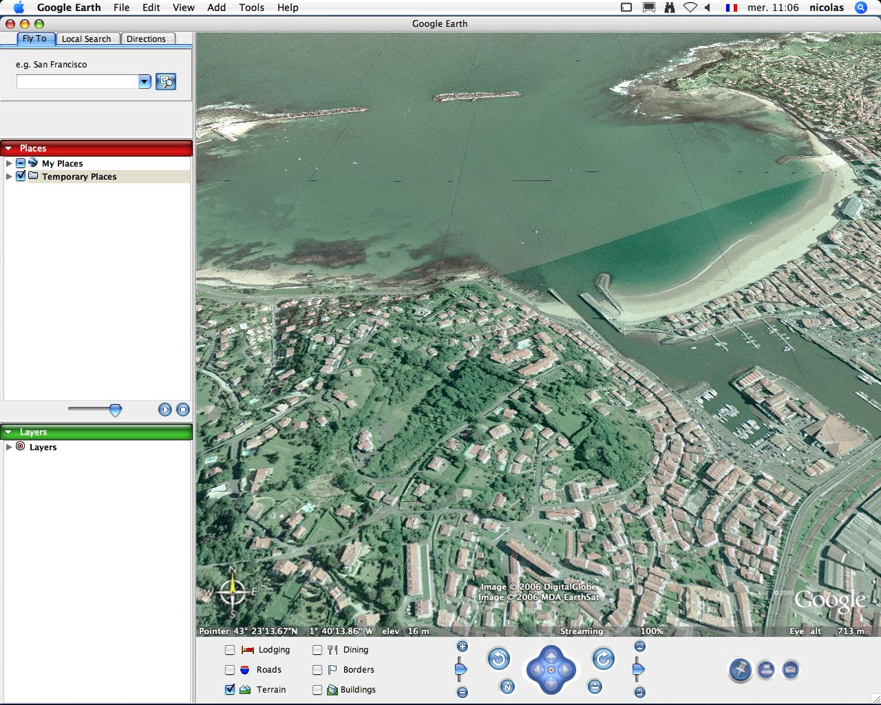Google Ocean Marine Data For Google Maps Google Earth - Google maps elevation layer